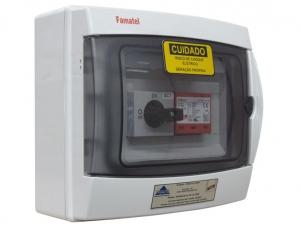 STRING BOX PROAUTO DEHN ALDO SOLAR 20387 SB-1E/2E-1S-1010VDC QUADRO 2 ENTRADAS/1 SAIDA  1 MPPT